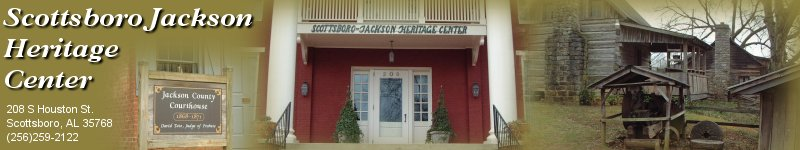 Scottsboro Jackson Heritage Center